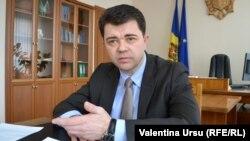 Moldova, Victor Osipov, reintegration minister