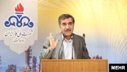 Eýranyň Milli gaz kompaniýasynyň dolandyryjy direktory Hamid Reza Araki