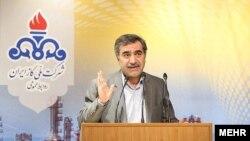Eýranyň Milli gaz kompaniýasynyň başlygy Hamidreza Araki