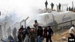 Напряженность в Палестине по-прежнему не спадает