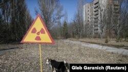 Orașul abandonat Prîpeat, de lângă Cernobîl.