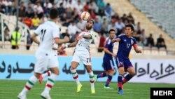 چند بار بین بازیکنان ژاپن و ایران درگیری به وجود آمد که دخالت کادر فنی دو تیم را هم در پی داشت.