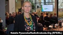 Анна-Марія Шторх, керівник програм «Aktion gegen Hunger»