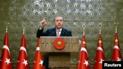 Түркия президенти Режеп Тайип Эрдоган.