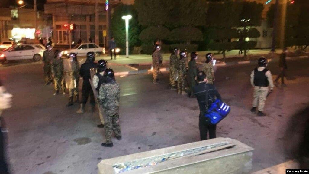 В Иране демонстрации против нехватки питьевой воды