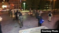 Протесты в Коррамшаре