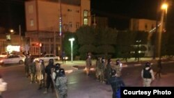 Protest in Khoramshahr southern Iran
