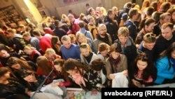 Дзень вышыванкі — ўпершыню ў Беларусі. Як гэта было? (ФОТАГАЛЕРЭЯ)