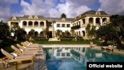 """Утверждается, что дворец """"Le Palais"""" в Лос-Анджелесе был куплен Каримовой за $58 миллионов"""