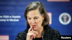 Помічниця державного секретаря США Вікторія Нуланд
