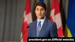 Kryeministri i Kanadasë, Justin Trudeau.