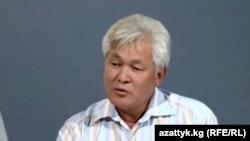 Мурат Кожобеков.