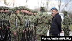 Vojska služi samo za jednu stvar – da se priprema za rat: Ministar odbrane Aleksandar Vulin na vojnoj vežbi sa SAD