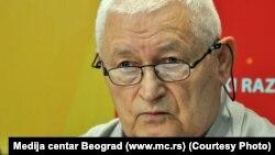 Najznačajniji postotak od 10 odsto je da nijedna zemlja nije prijatelj Srbije: Srećko Mihajlović