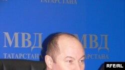 Татарстанның эчке эшләр министры Әсхәт Сәфәров