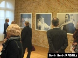 Expoziția Brigitte Lacombe