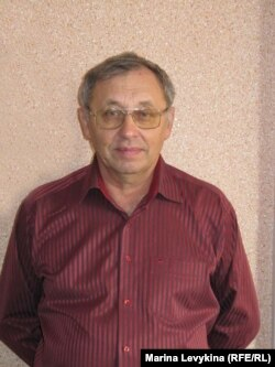 Бизнесмен Сергей Стрюк. Павлодар, 15 сентября 2011 года.