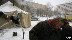Кількість людей, які померли від охолодження в Україні збільшилася до 43 осіб