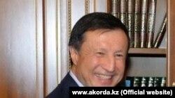 Адильбек Джаксыбеков, бывший аким Астаны, руководитель администрации президента.