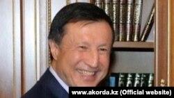 Астана әкімі Әділбек Жақсыбеков.