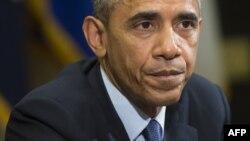 Ish-presidenti i SHBA-së, Barack Obama.