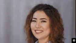 Самара Джурабаева.