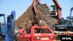 Reciklaža juga, Foto: Radovan Borović