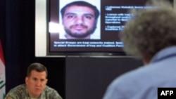 ارتش آمریکا روز دوشنبه تصویری از یک فرمانده برجسته حزب الله لبنان را منتشر کرد که ماه مارس در شهر بصره عراق دستگیر شده است.