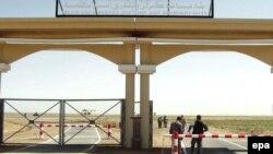 مرز ایران و افغانستان در اسلامقلعه