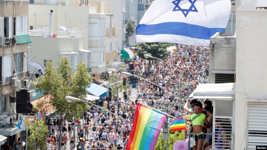 «بزرگترین» کارناوال همجنسگرایان اسرائیل در تلآویو برگزار شد