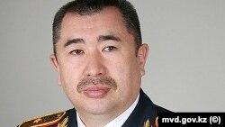 Министр внутренних дел Казахстана Ерлан Тургумбаев.
