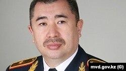 Қазақстан ішкі істер министрі Ерлан Тұрғымбаев.