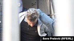 Один из 20 задержанных в Черногории по подозрению в подготовке террористической акции, 16 октября 2016 г.