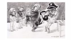 مهمانی مانا نیستانی؛ هیچکاک، وودی آلن و وایلدر در دام ناپلئونی
