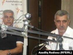 Mahir Qarayev və Rasim Qaraca