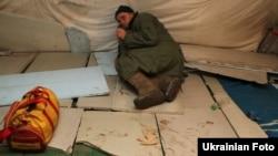 Голодовка «чернобыльцев». 12 декабря 2011 года.