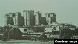 Închisoarea din orașul Chișinău, str. Bender (actualmente Penitenciarul 13) (Foto: vol. Radu Osadcenco, Chișinău, 1918)