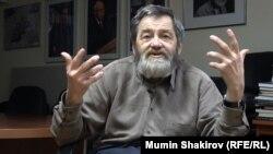 Правозащитник Сергей Мохнаткин