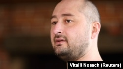 Російський журналіст Аркадій Бабченко переїхав в Україну через загрозу переслідувань у Росії