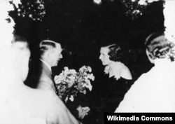Adolf Hitler və Leni Riefenstahl