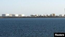 Нефтяные терминалы иранского порта Чабахар