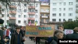 Minsk, Azatlıq Künü yürüşi, 2015 senesi mart 25 künü