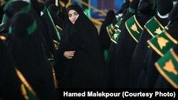 Bəsic - İranın əxlaq polisi