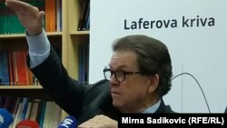 Profesor Artur Lafer u Sarajevu