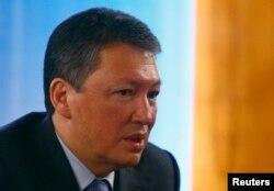 Тимур Кулибаев.