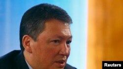 Председатель президиума Национальной палаты предпринимателей «Атамекен» Тимур Кулибаев.