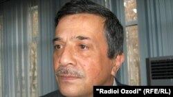 Независимый аналитик из Душанбе Фируз Саидов.