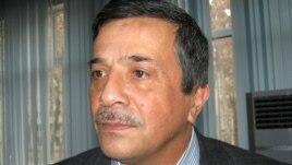 Сарапшы Фируз Саидов.