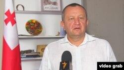 Давид Чичинадзе увольнение из партии воспринял как проявление авторитаризма со стороны молодого костяка партии