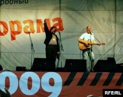 """Фестиваль """"Пилорама"""" 20 июля 2009 года"""
